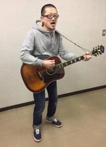 チェリヴァロビー座「菅田 茂LIVE あっと座ロビー」